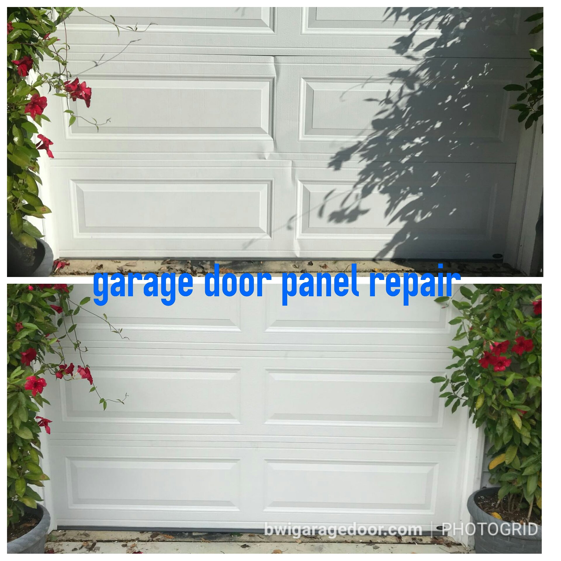 Garage Door Gallery Bwi Garage Doors