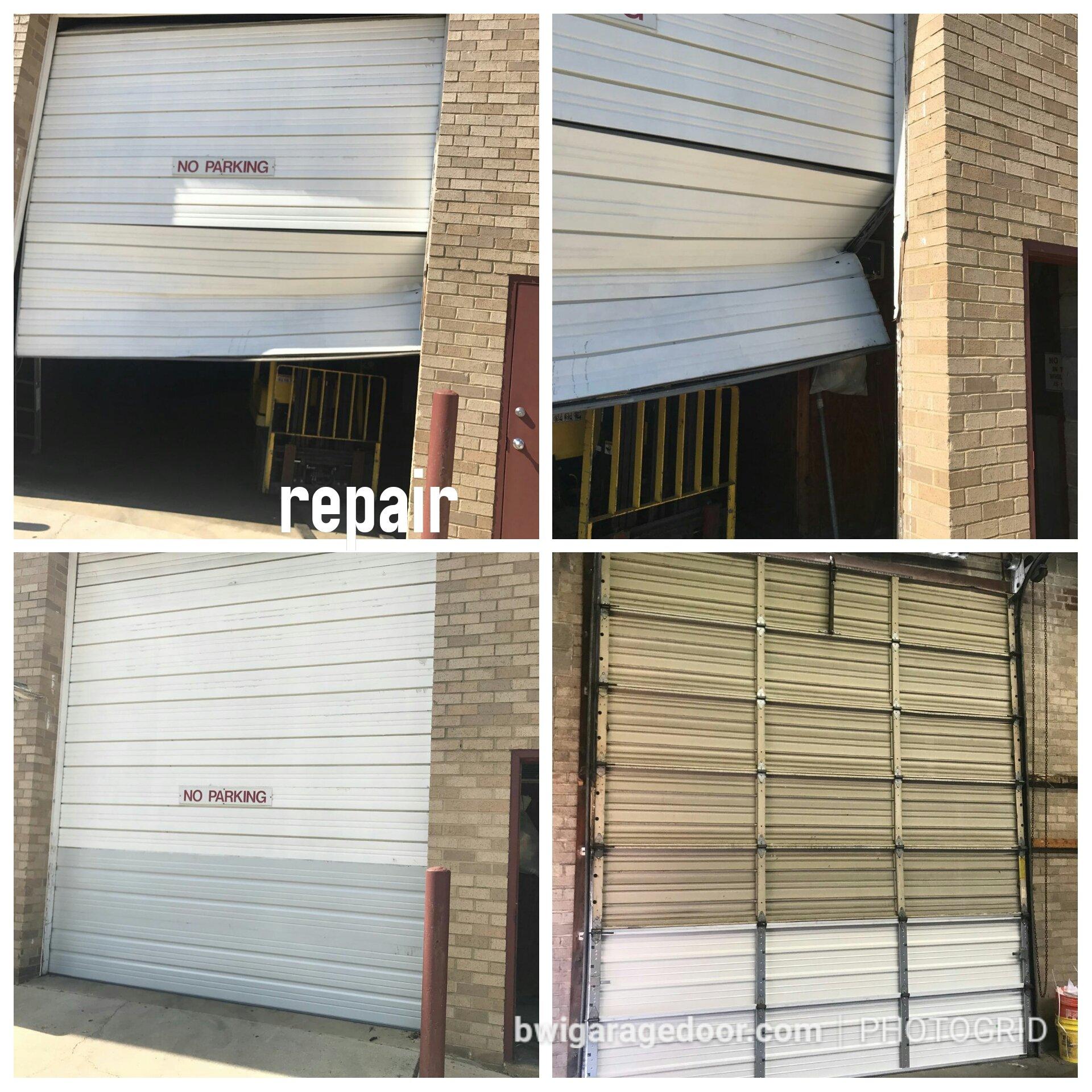 Garage door gallery bwi garage door for Garage door repair bowie md