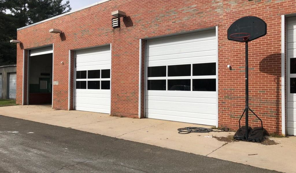 Commercial Garage Doors Service MD