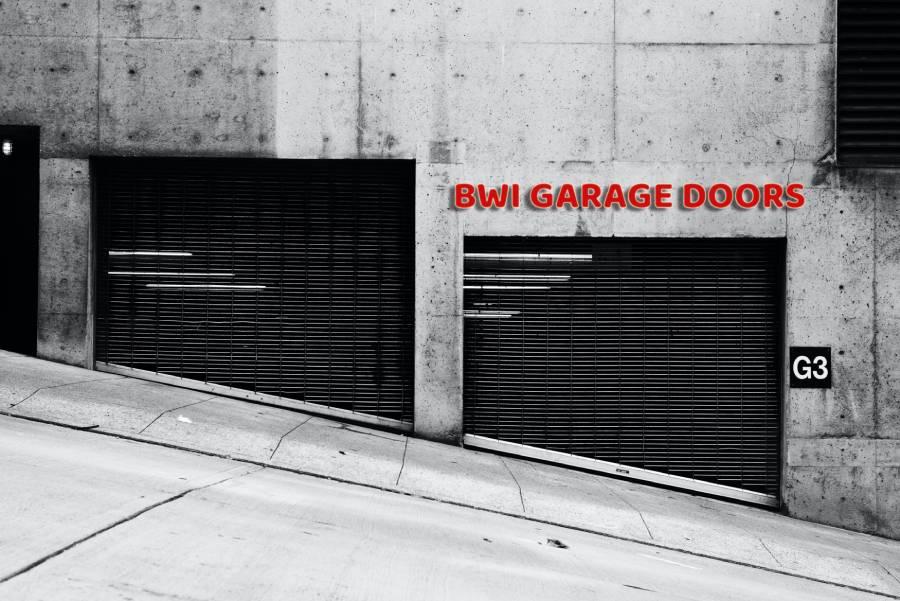 garage door repair new market