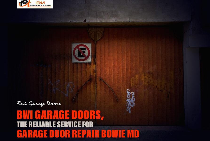 Garage Door Repair Bowie MD