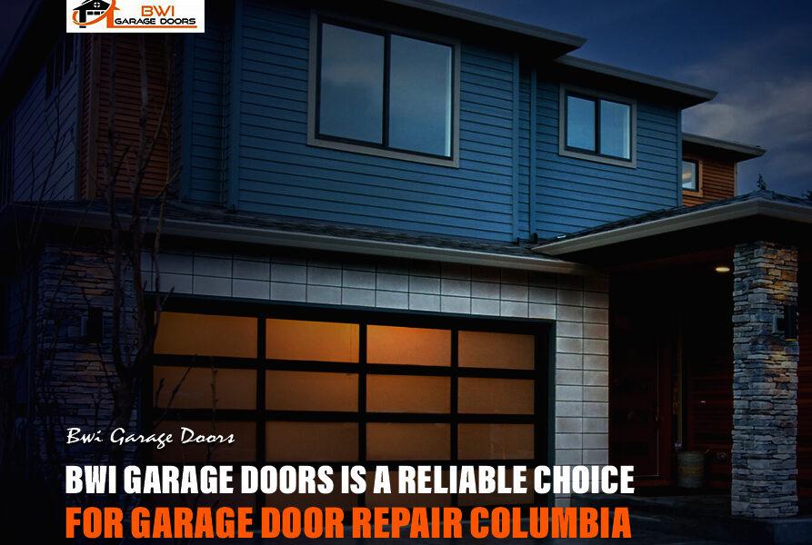 Garage Door Repair Columbia