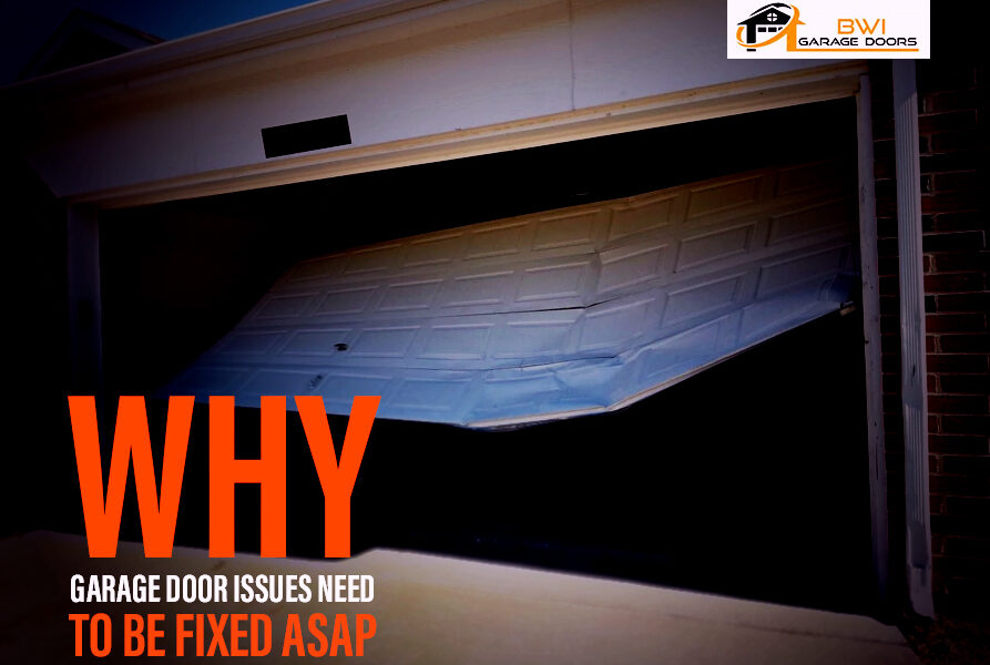 Garage Door Installation Montgomery County Bethesda