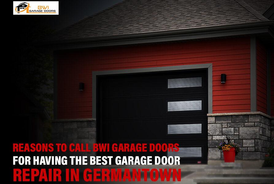 Garage Door repair in Germantown